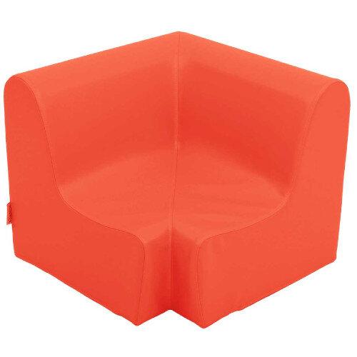 Big Foam Corner Seat PVA Cover 34cm Red
