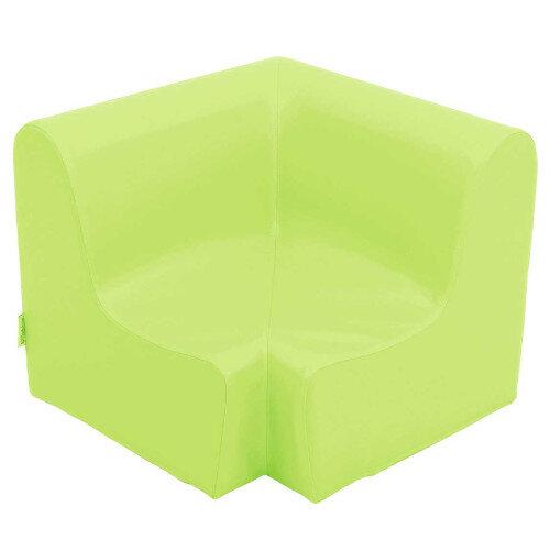 Big Foam Corner Seat PVA Cover 34cm Light Green