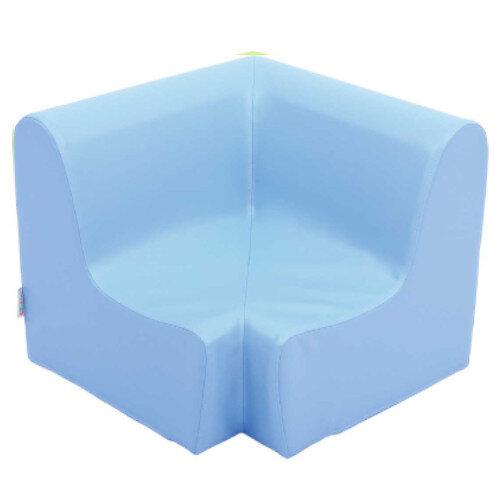 Big Foam Corner Seat PVA Cover 34cm Light Blue