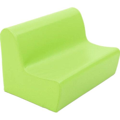 Big Sofa Seat Height 34cm Green