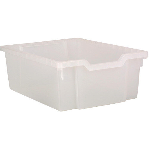 Deep Container Clear 150mm Deep