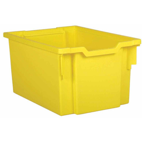 Big Container Yellow 225mm Deep