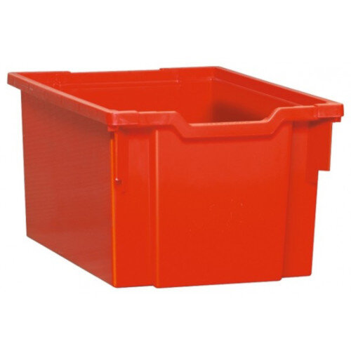 Big Container Red 225mm Deep