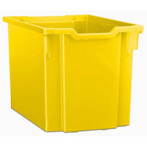 Jumbo Container Yellow 150mm Deep