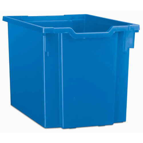 Jumbo Container Blue 150mm Deep