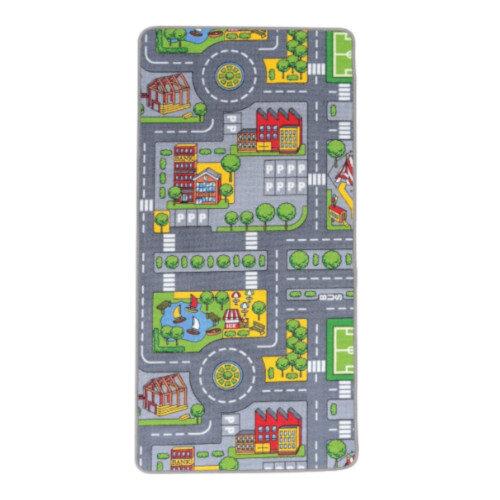 City Road &Buildings Mat 140x70x0.5cm
