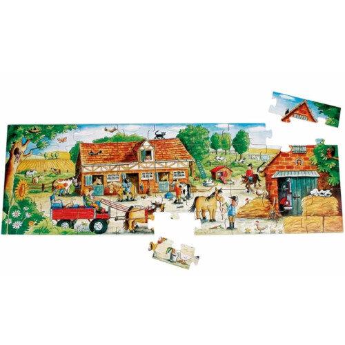 Pony Farm Floor Puzzle 45 Pieces