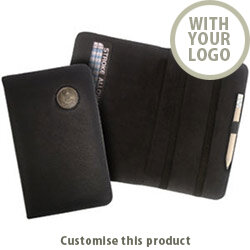 Enamel Leather Scoremaster 161286 - Customise with your brand, logo or promo text