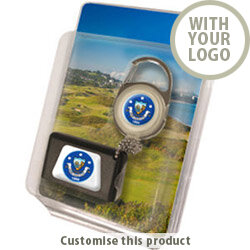 Groove Cleaner Reel Blister Pack 161403 - Customise with your brand, logo or promo text