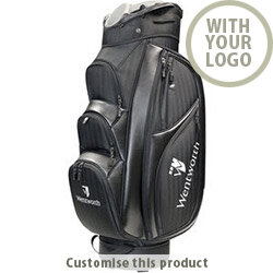 Mulliner Cart Bag 179204 - Customise with your brand, logo or promo text