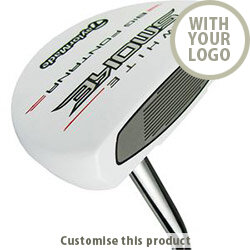 TaylorMade White Smoke Big Fontana Putter 194821 - Customise with your brand, logo or promo text