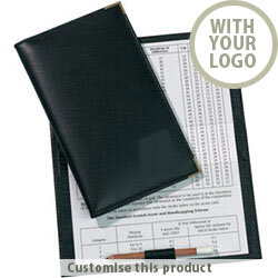 Golf Scorecard Holder 30815063 - Customise with your brand, logo or promo text