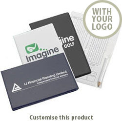 Harrogate PVC Scorecard Holder 30978935 - Customise with your brand, logo or promo text