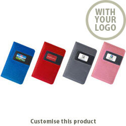 Elite Nylon Scorecard Holder 32097 - Customise with your brand, logo or promo text