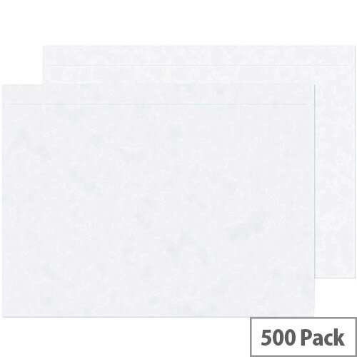 Go Secure Documents Enclosed Envelope Plain C4 (Pack of 500) PDE50