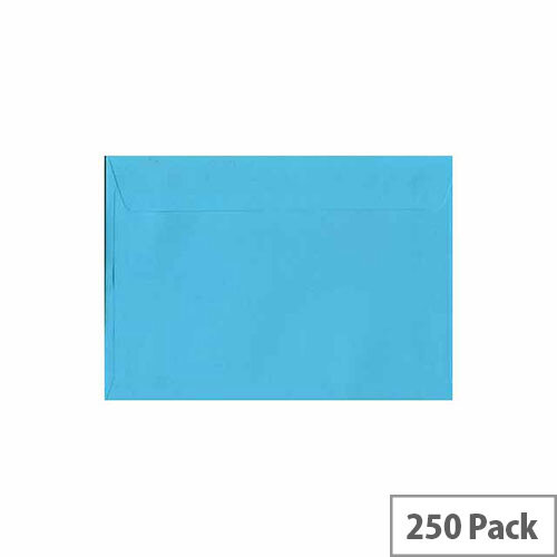Blake C5 Pacific Blue Wallet Envelopes (Pack of 250)