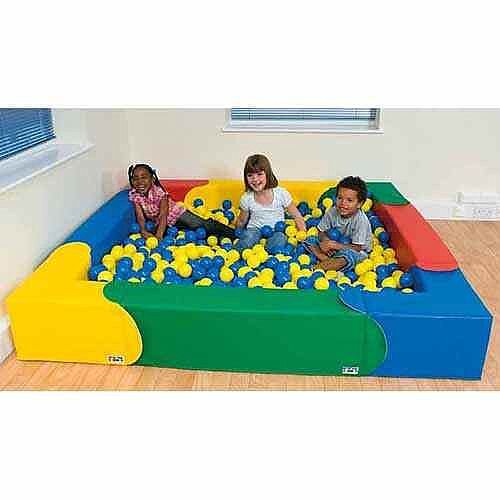 2m Square Ball Pool