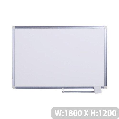 Bi-Office New Generation Magnetic Board 1800 x 1200mm Aluminium Frame MA2707830