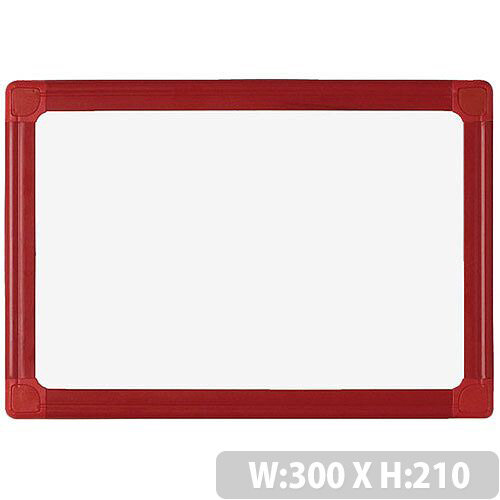 Bi-Office Portable Whiteboard 210 x 300mm MB80841036