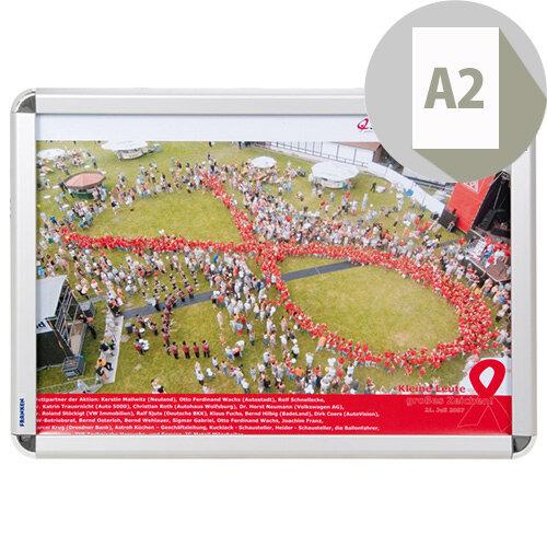 Franken A2 Aluminium Snap Frame 32mm BS0801
