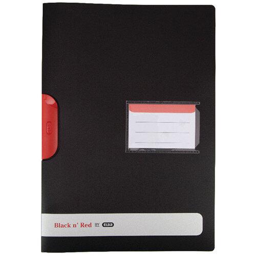 Black n Red Clip Files 2 Packs of 5 BX810419