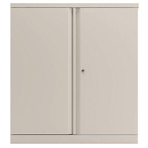 Bisley Chalk 1016mm 2 Door Cupboard BY74764