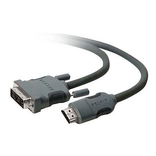 Belkin HDMI Cable, HDMI/DVI, 1.8M