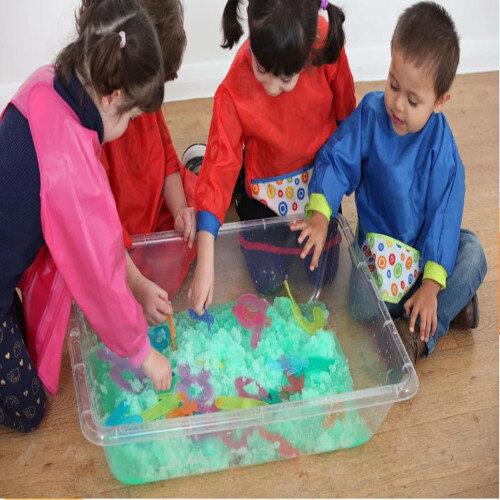 Clear Desktop Water &Sand Tray 50x70x15cm