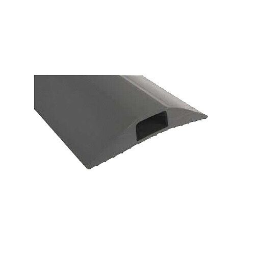 Grey Cable Cover Hole Size 16x8mm