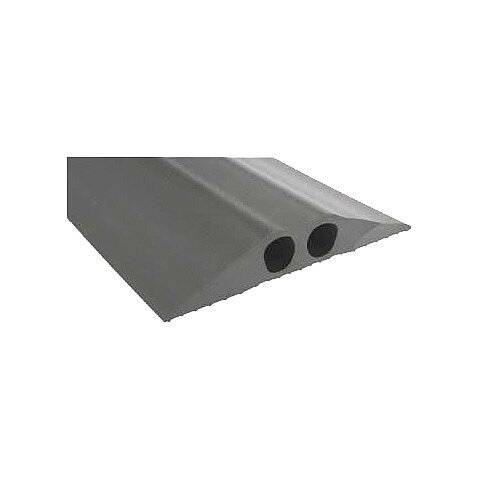 Grey Cable Cover Hole Size 11mm