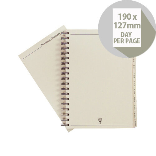Collins Elite Compact Day Per Page 2020 Refill 1140R