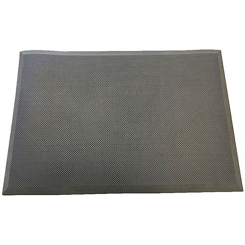 Contour Ergonomics Anti Fatigue Floor Mat 920 x 620mm Black CE77694
