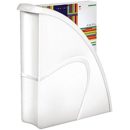 CEP Pro Gloss Magazine File White 674G