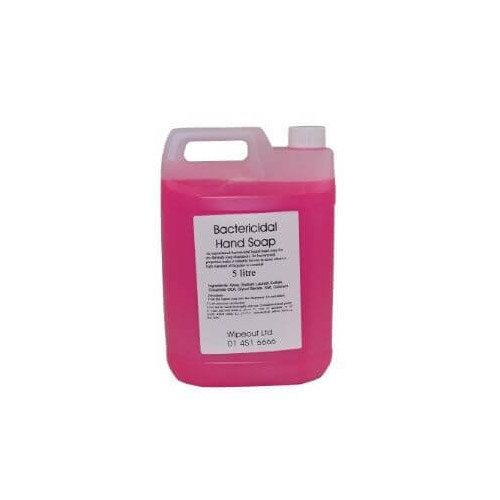 Carefresh Antibacterial Hand Soap 5Ltr