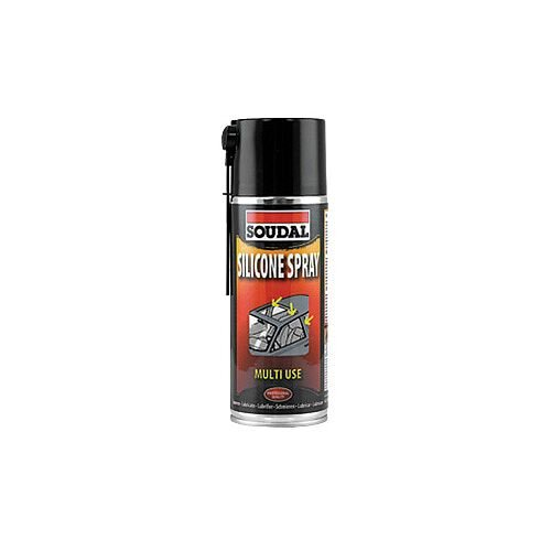 Transparent Flexibility Silicone Spray 400ml