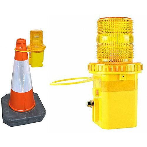 Static Photocell Road Lamp
