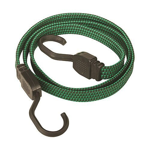 380mm Extra Wide plastic Flat Bungee Cord latex strap