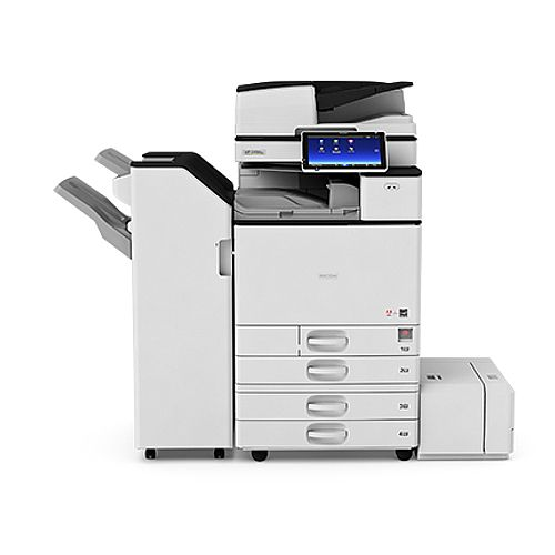 Ricoh MP C3504exSP A3 Colour Digital Multifunction Laser Printer - Copy, Print & Scan - Printing Speed 35ppm, Gigabit Ethernet, USB 2.0/SD Card Slot