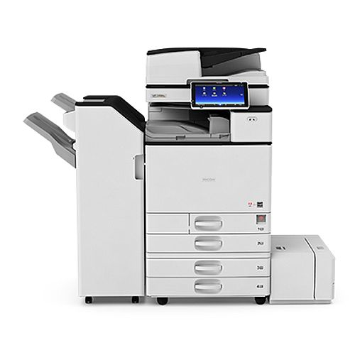 Ricoh MP C4504exSP A3 Colour Digital Multifunction Laser Printer - Copy, Print &Scan, Printing Speed 45ppm, Gigabit Ethernet, USB 2.0 / SD Card