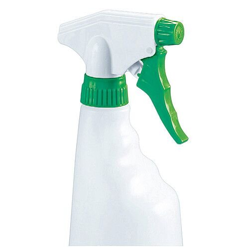 Contico Ergo-Spray Trigger Spray Bottle Pack 4 Green/White