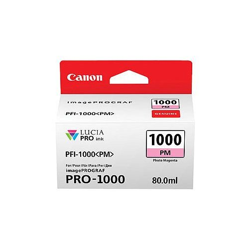 Canon Photo Magenta Ink Tank Pro 1000 0551C001