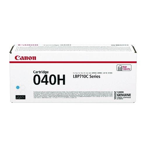 Canon 040H Cyan High Yield Toner Cartridge 0459C001