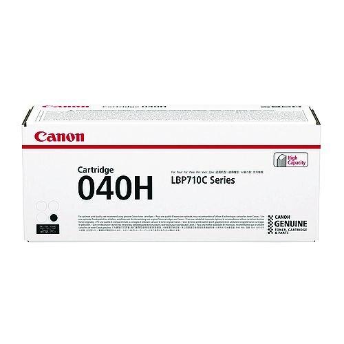 Canon 040H Black High Yield Toner Cartridge 0461C001
