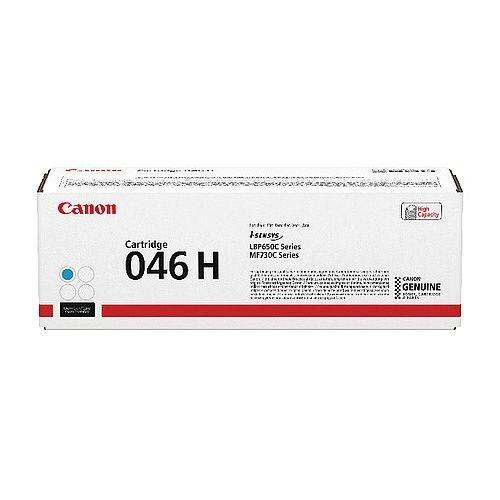 Canon 046 Laser Printer Toner Cyan HY 1253C002
