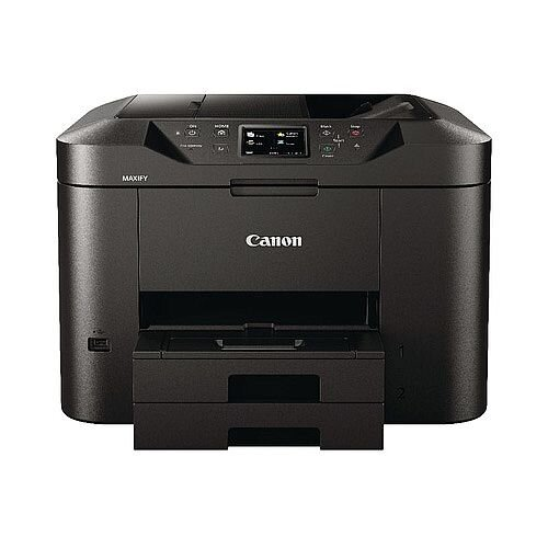 Canon Maxify MB2755 Colour Multifunction All in One Inkjet Printer