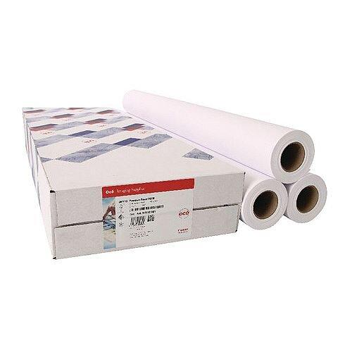 Canon Coated Premium Inkjet Plotter Paper 841mmx45m (3 Pack)