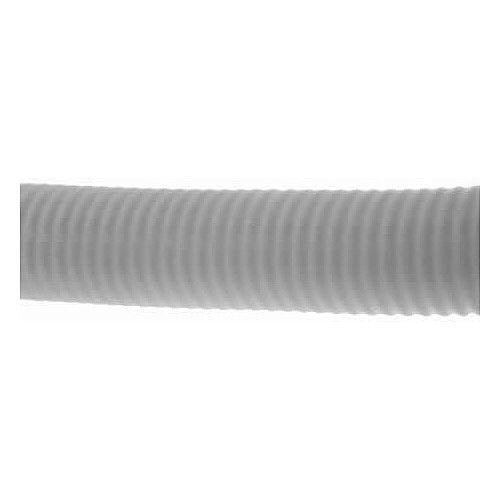 32mm White Plastic Flexible Conduit Cable Tidy Tube 50m