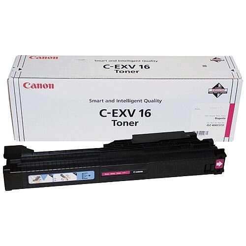 Canon C-EXV16 Magenta Toner Cartridge 1067B002