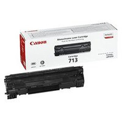 Canon 713 Black Laser Toner Cartridge 1871B002AA