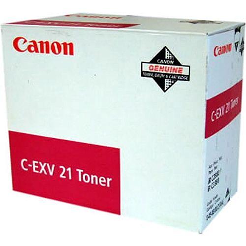 Canon C-EXV21 Magenta Toner Cartridge 0455B002
